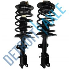 Buy Pair of 2 NEW Front Driver and Passenger Complete Ready Strut Assembly