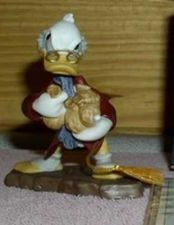 Buy Disney WDCC Uncle Scrooge holding money rare Figurine