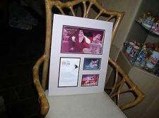Buy Tinker Bell Captain Hook Lithograph Cast member Disney Gold Seal LE Lithograph