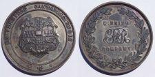Buy 1897 Great Britain Cambridge University Volunteer Rifle Corps Medal
