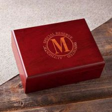 Buy Laser Engraved Humidor - Free Personalization
