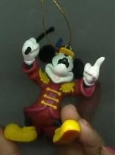 Buy Mickey Moue Bandleader Figurine Disney Ornament