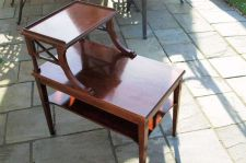 Buy MERSMAN ANTIQUE STEP TABLE