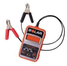 Buy Amp Electronic Battery Tester SOLAR BA5 100-1200 Diagnostic LED AGM Technician