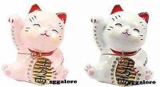 Buy RUCINNI Swarovski Crystal BeJeweled JAPANESE MANEKI NEKO FORTUNE CAT Trinket BOX