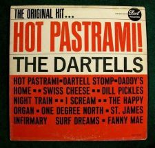Buy THE DARTELLS ~ Hot Pastrami 1963 Early Rock & Roll LP