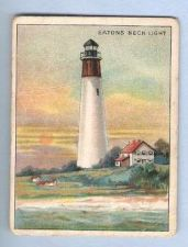 Buy New York Eatons Neck Tobacco Card Company: American Tobacco Company Brand:~113