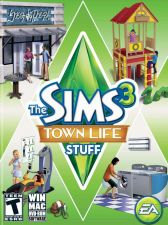 Buy The Sims 3 :Town Life Stuff - Origin Game Code via Email(PC &MAC)