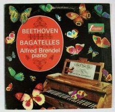 Buy BEETHOVEN ~ Bagatelles / Op. 33, Op. 119, Op. 126. Alfred Brendel, Piano LP
