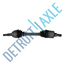 Buy FRONT DRIVER SIDE CV DRIVE SHAFT L SERIES ABS #171A