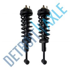 Buy Pair: 2 FRONT Driver and Passenger Complete Ready Strut - Explorer Mountaineer