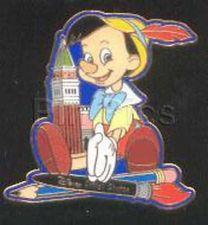 Buy Disney WDW - Artist Choice 2000 Pinocchio pin/Pin