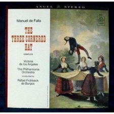 "Buy Manuel de Falla ~ ""The Three-Cornered Hat"" (complete ballet) * Burgos LP"