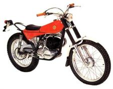 Buy MONTESA Cota 247 PARTS MANUAL w/ Detailed Exploded Diagrams for 247c Motorcycles