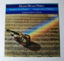 "Buy MOZART ~ Symphony No. 41, ""Jupiter"" / Symphony No. 35, ""Haffner"" Classical LP"