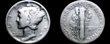 Buy 1945-P Mercury Dime Silver