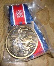 Buy Disney Mickey Mouse Gold Lanyard Very HTF Pin/Pins