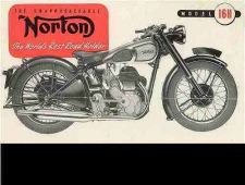 Buy NORTON 16 H BIG 4 ES 2 MAINTENANCE REPAIR MANUALS - Motorcycle Operation Service