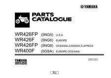 Buy Yamaha A5NG10E2 ATV Parts & Views by download Mauritron #344011