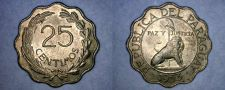 Buy 1953 Paraguay 25 Centimos World Coin