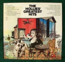 Buy THE HOLLIE'S GREATEST HITS *** 1979 Pop Rock LP