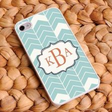 Buy Personalized Chevron iphone covers - Free Personalization