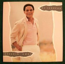 "Buy AL JARREAU "" Breakin' Away "" 1981 R&B / Pop LP"