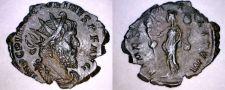 Buy 269-271AD Roman Imperial Victorinus AE-20 Antoninianus Coin - Ancient Rome