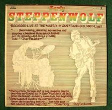 "Buy STEPPENWOLF ~ "" Early Steppenwolf "" 1969 Vintage Rock LP (Sparrow)"