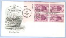 Buy New York New York First Day Cover / Commemorative Cover Alantic Cable Cent~53