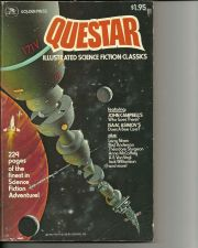 Buy Questar Illustrated Science Fiction Classics - Golden Press 1976