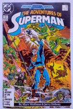 Buy DC Comic Book - Adventures of Superman Good Condition (27 yrs old)