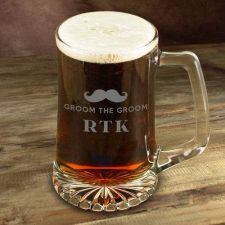 Buy Mustache Mug for Groomsmen