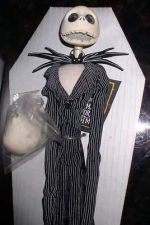 Buy Nightmare Before Christmas NMBC USA market NMBC Jack 2 heads coffin doll