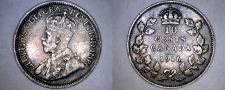 Buy 1916 Canada 10 Cent World Silver Coin - Canada - George V