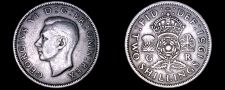 Buy 1951 Great Britain Florin World Coin - UK - England