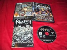 Buy KESSEN PlayStation 2 PS2 *** PS3 DISC MANUAL ART & CASE GOOD TO VERY GOOD