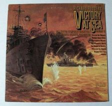 Buy Richard Rodgers' VICTORY AT SEA ~ Volume II 1976 Soundtrack LP