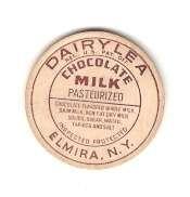 Buy New York Elmira Milk Bottle Cap Name/Subject: Dairylea MBCBag1~407
