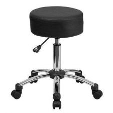 Buy Stool Medical Doctor Office Chair Furniture Lab Backless Adjustable Wheel Dental