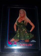 Buy 2008 Topps Chrome #64 ASHLEY Grade 10 WWF WWE ECW WCW TNA