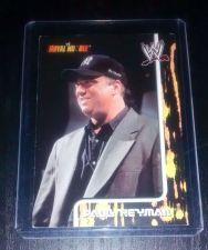 Buy 2002 Fleer Royal Rumble Paul Heyman Single Wrestling Card WWE Rare