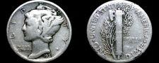 Buy 1939-P Mercury Dime Silver