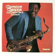 Buy CLARENCE CLEMONS & RED BANK ROCKERS Rescue 1983 Blues / Jazz LP