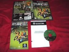 Buy OUTLAW GOLF GameCube & Wii DISC MANUAL ART & CASE NEAR MINT SHIP SAME DAY OR NXT