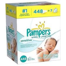 Buy Pampers Baby Wipes Cloth Disposable Dry Diapers 7x Toddler Newborn Care Bed Milk