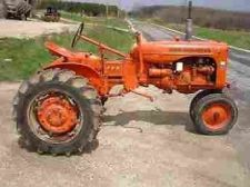 Buy ALLIS CHALMERS CA TRACTOR PARTS & OPERATIONS MANUALs