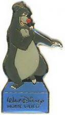 Buy Baloo Bear Jungle Book full body Home Video Disney Authentic pin/pins