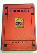 Buy CHILDCRAFT Series, RARE & Authentic 1st Ed1935 ACTIVITY UNITS-Scholastic topics