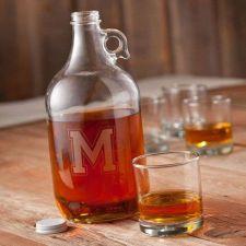 Buy Whiskey Growler - Free Personalization